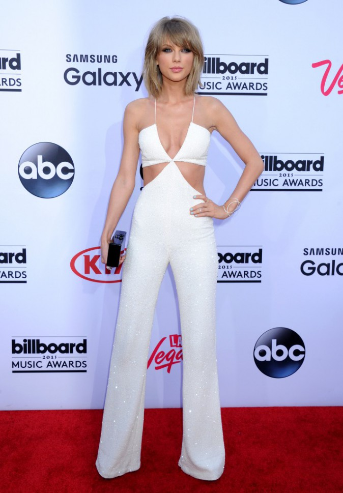 Taylor Swift lors des Billboard Music Awards 2015 de Las Vegas