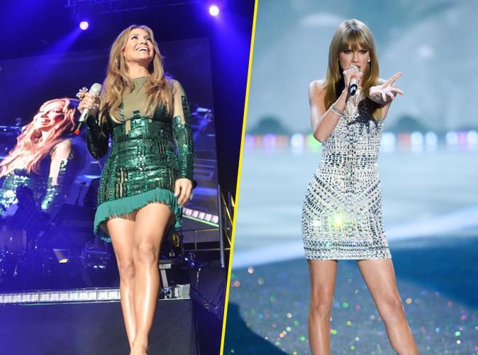 Photos : Taylor Swift VS JLo, laquelle fait l'unanimité ?