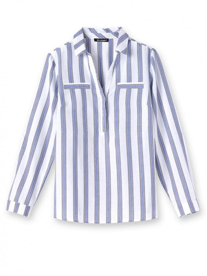 Chemise à rayures (34.99€ ->24.99€)