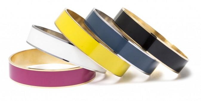 Bracelets Sisley, 35€ chaque