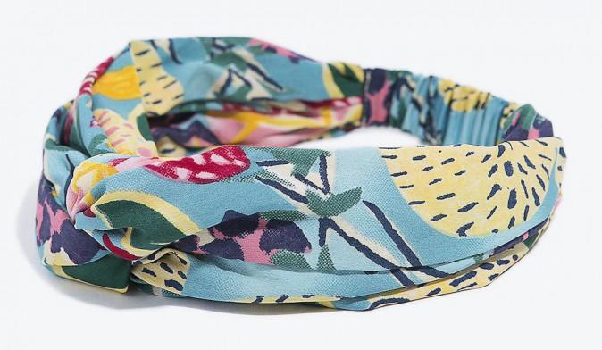 Le headband : Zara, 9,95 €