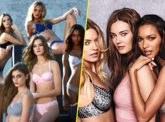 Photos : Toujours plus de sexy et de glamour dans le dernier spot publicitaire des Anges Victoria's Secret !