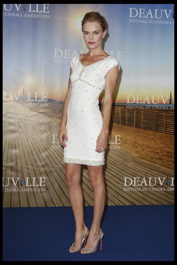 Kate Bosworth : elle aime la discrétion...