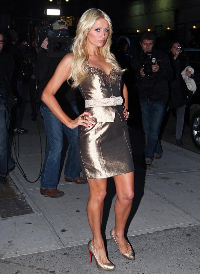 Paris Hilton : elle en possède une collection !