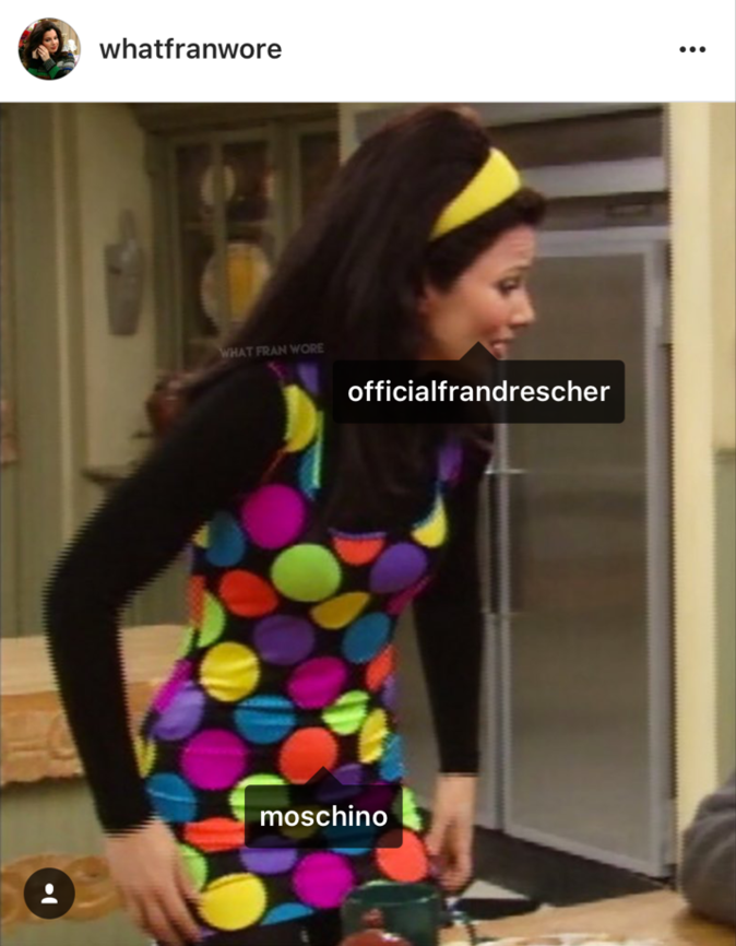 Photos : Une nounou d'enfer : Fran Drescher habillée par les plus grands stylistes dans la série !