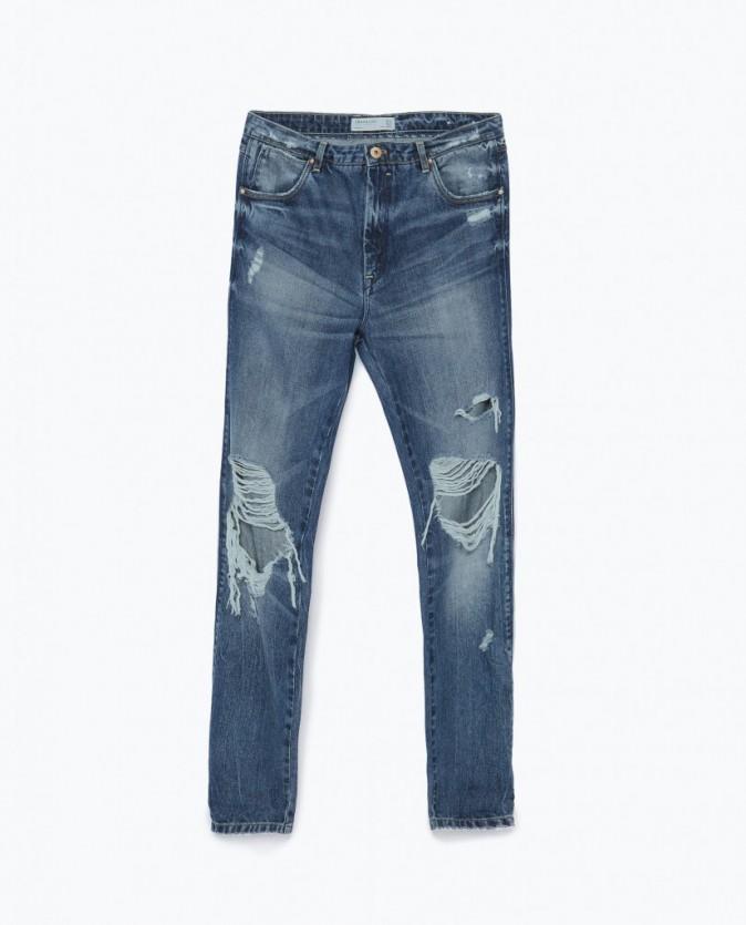 Jean Boyfriend, Zara, 39,95 €