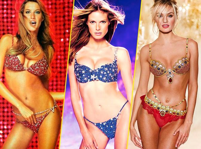 Photos : Victoria's Secret : de 1996 à 2014, retour sur toutes les égéries Fantasy Bra !