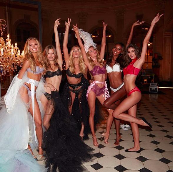 Photos : Voici les 54 mannequins qui défileront à Paris pour Victoria's Secret !