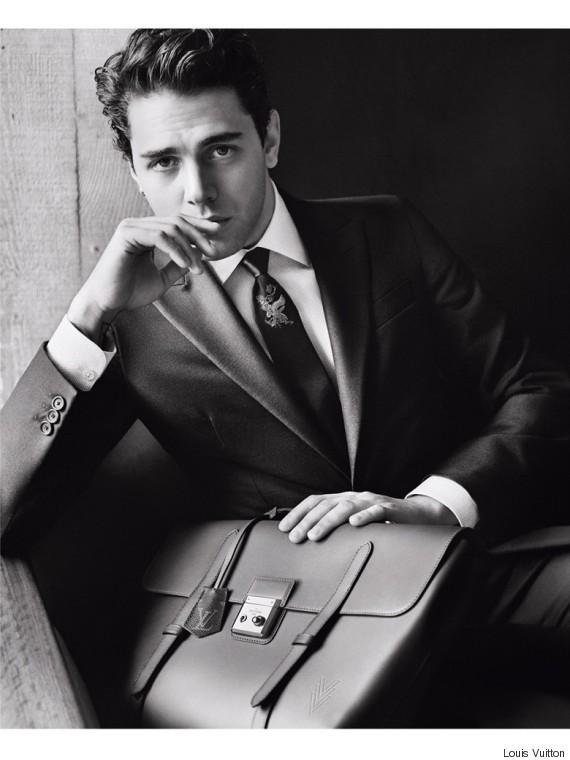 Photos : Xavier Dolan : les premières images du réalisateur en égérie Louis Vuitton !