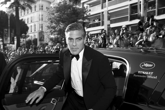 George Clooney au Festival de Cannes