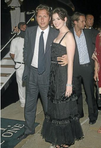 Anne Hathaway et Raffaello Follieri