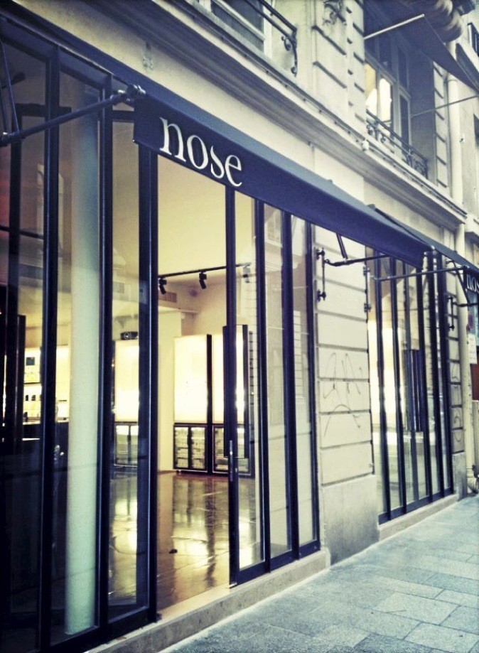 Nose, 20, rue Bachaumont, Paris 2e. nose.fr