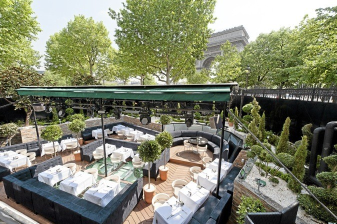 Beautiful Decoration Terrasse Restaurant Contemporary - Design ...
