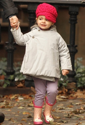 Tabitha aime assortir ses accessoires.