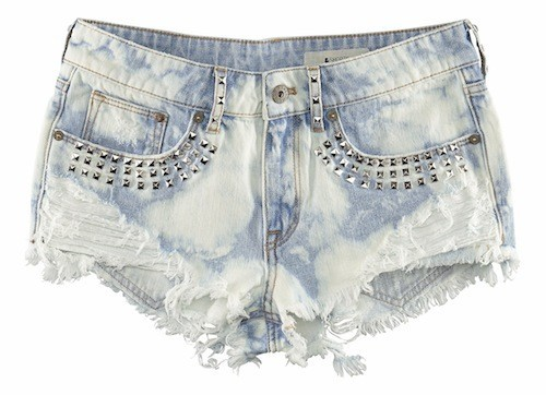 Short en denim, H&M 24,95 €