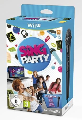Jeu Sing Party Wii, avec micro, Nintendo, 49 €.