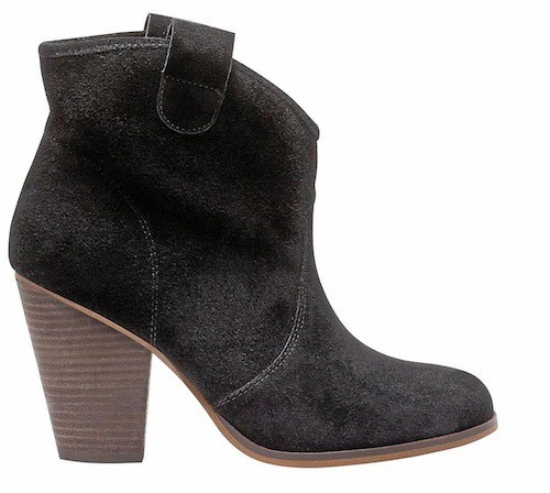 Low Boots, Pull & Bear 39€
