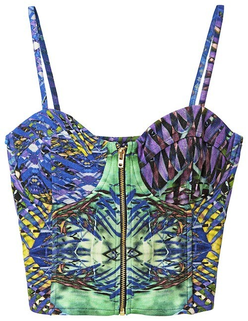Bustier, H&M Life 14,95 €