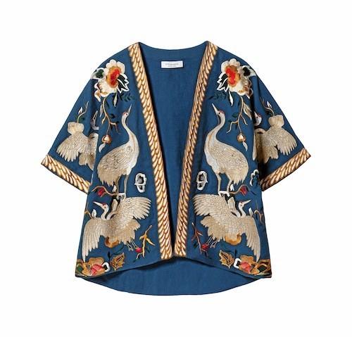 Veste à manches kimono, Zara 139 €