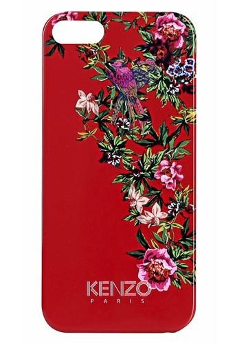 Coque pour IPhone Kenzo sur Modelabs.fr, 19,90 €.