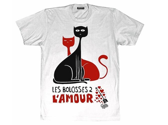 Tee-shirt en coton, Be Priv Paris, 35 €.