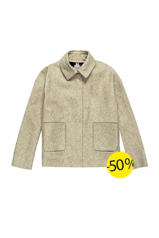 Veste en laine, Cos. 95 € au lieu de 190 €