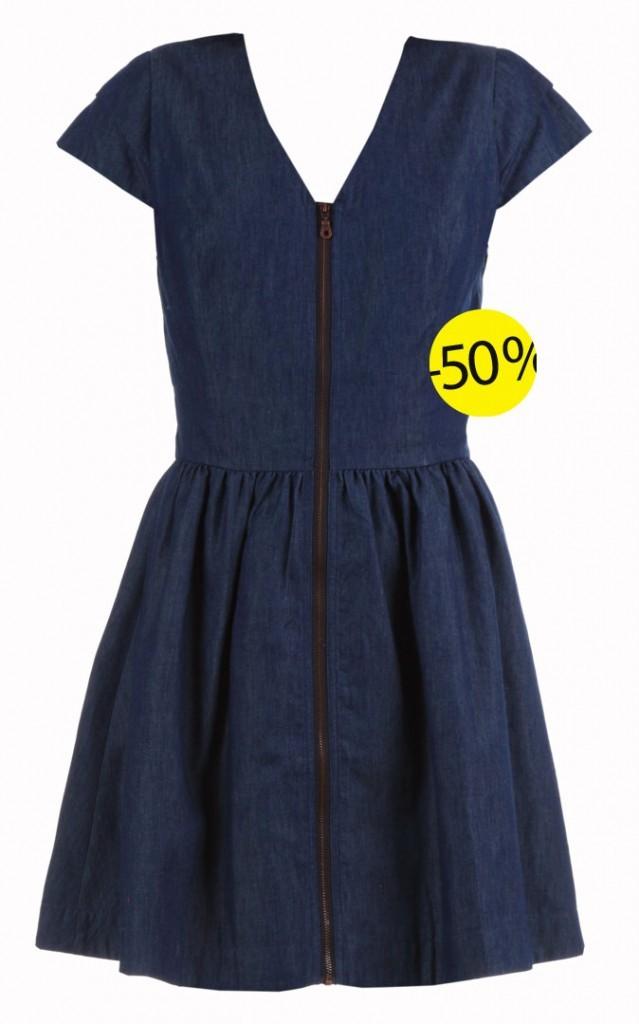 Robe by Mary chez Monshowroom : 60 euros au lieu de 120 euros