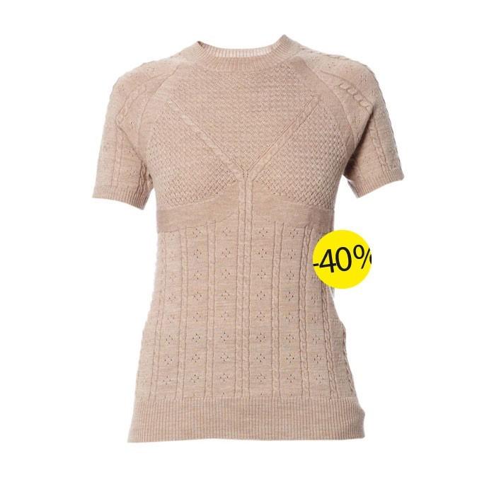 T-shirt pull en laine April May chez Brandalley