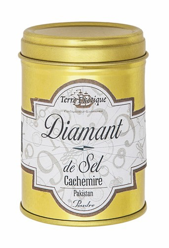 Diamant de sel, Terre Exotique, Galeries Lafayette Gourmet 5,50 €