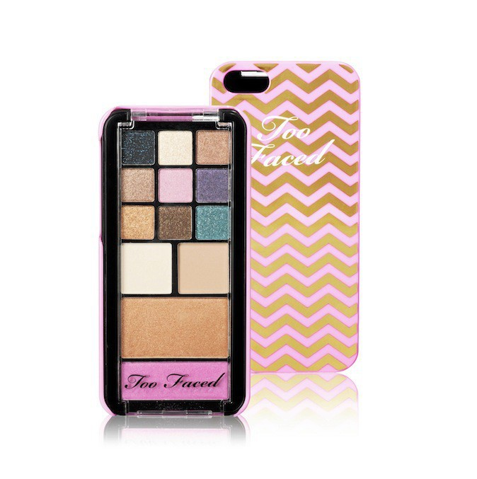 Set Jingle all the way Palette de maquillage, Too faced sur sephora.fr 25 €