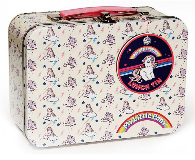 Lunch box en métal, My Little Pony sur place-a.com 13 €
