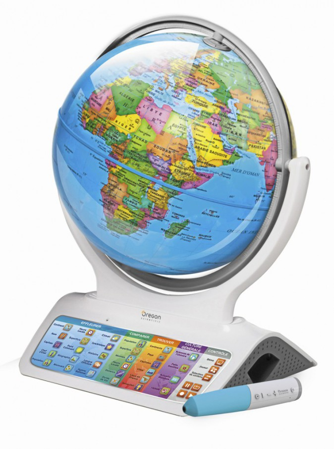 Smart Globe Infinity, Oregon Scientific 99,99 €