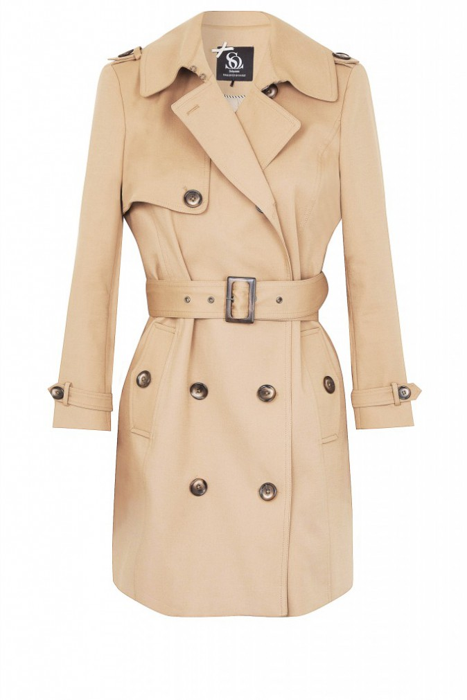 Trench, Sinéquanone 169 €