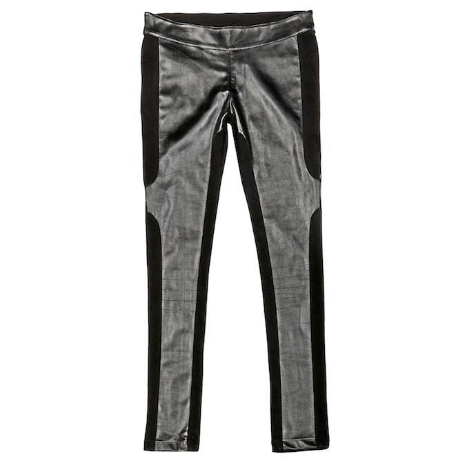 Pantalon en similicuir, Mim 14,99€