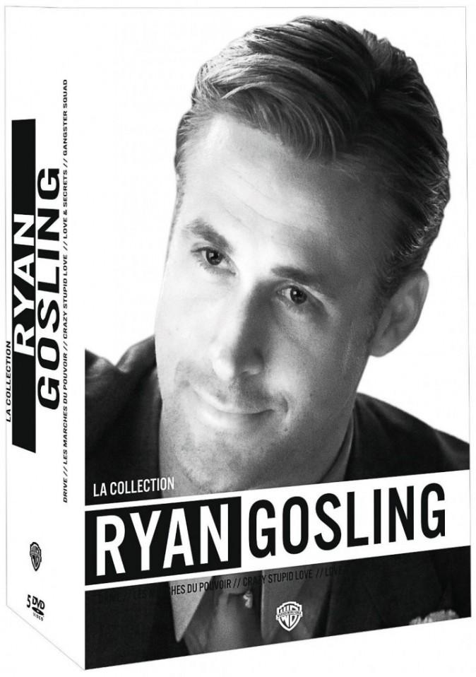 Collection DVD, Drive, Les Marches du pouvoir, Crazy Stupid Love, Gangster Squad et Love & Secret, Warner 24€
