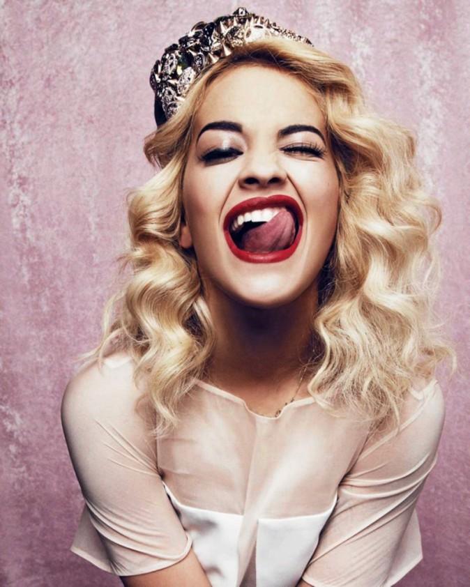 Rita Ora : ça swague !