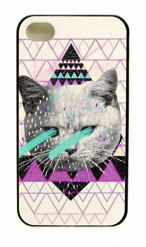 Prêt au casque: Laser eyed cat, luulla.com, 7,14€