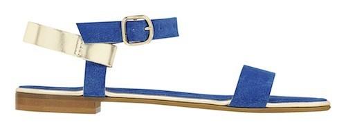 Sandales plagette, Minelli 69 €