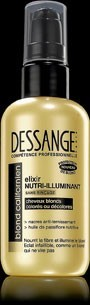 Élixir nutriilluminant sans rinçage, Dessange, 100 ml. 6,90 €.