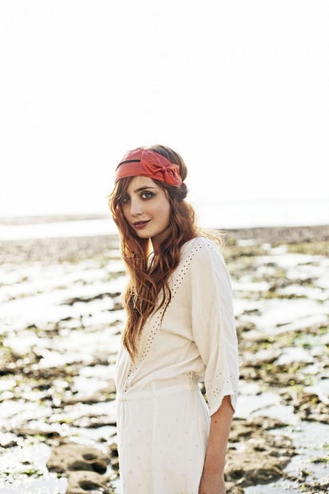 L'over-accessoirisation comme la blogueuse Miss Pandora qui pour la marque de headbands et accessoires Tamd3m. www.tand3m.fr