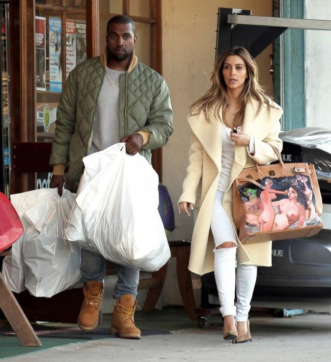 Le Birkin d'Hermès customisé de Kim Kardashian: 29 000 €