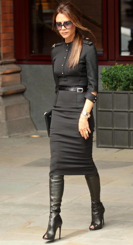 Victoria Beckam et ses looks les plus stylés !
