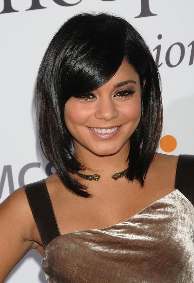 Les extensions lisses de Vanessa Hudgens le 09 Septembre 2011 !