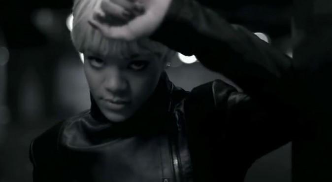 Rihanna pour Armani