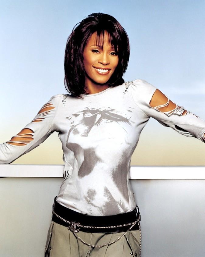 Décembre 2002 : Whitney Houston à Los Angeles