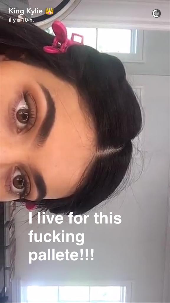Prenez une leçon de maquillage avec Kylie Jenner - étape 16
