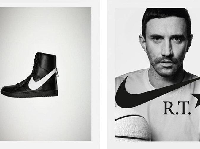 Riccardo Tisci : le designer a collaboré avec Nike sur une nouvelle collection !