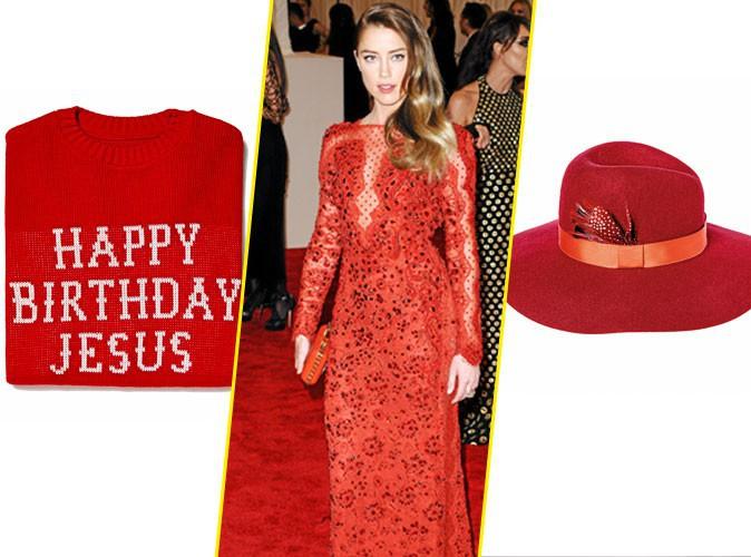 Spécial cadeaux Noël 2013 : shopping alerte rouge !
