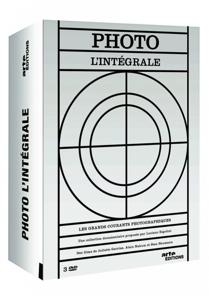 Coffret DVD Photo L'intégrale, Luciano Rigolini, Arte Vidéo 39€