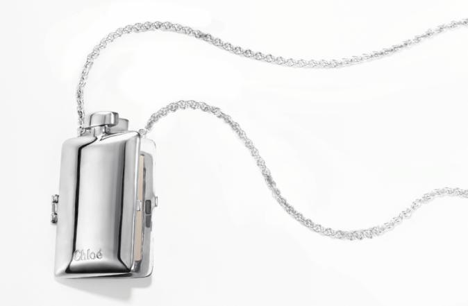 Médaillon parfumé, Ally Chloé by Chloé